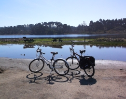 bikes at 10 mile estuary-01