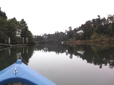 Glassy Noyo River