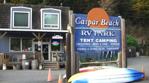 Caspar Beach RV Park & Camp Grounds