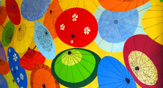 UMBRELLA MURAL - MED