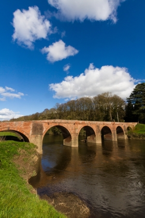 bredwardine bridge herefordshire