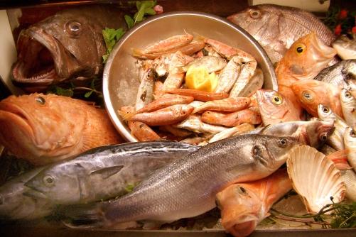 Fish and shellfish are fabulous in Malta.