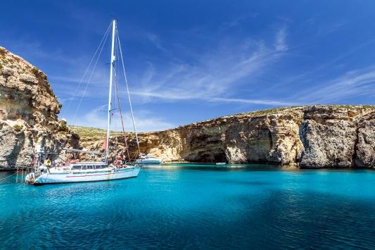 Crystal Lagoon - Gozo Malta