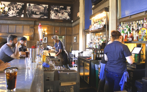 Freehouse, Berkeley California. Photo: Mary Charlebois