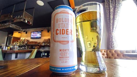 Golden State Hard Cider. Harvest, Danville California. Photo: Mary Charlebois