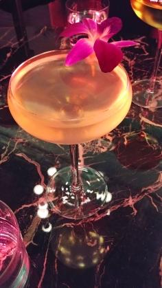 Classic Champagne Cocktail - Jade, Downtown Santa Rosa California