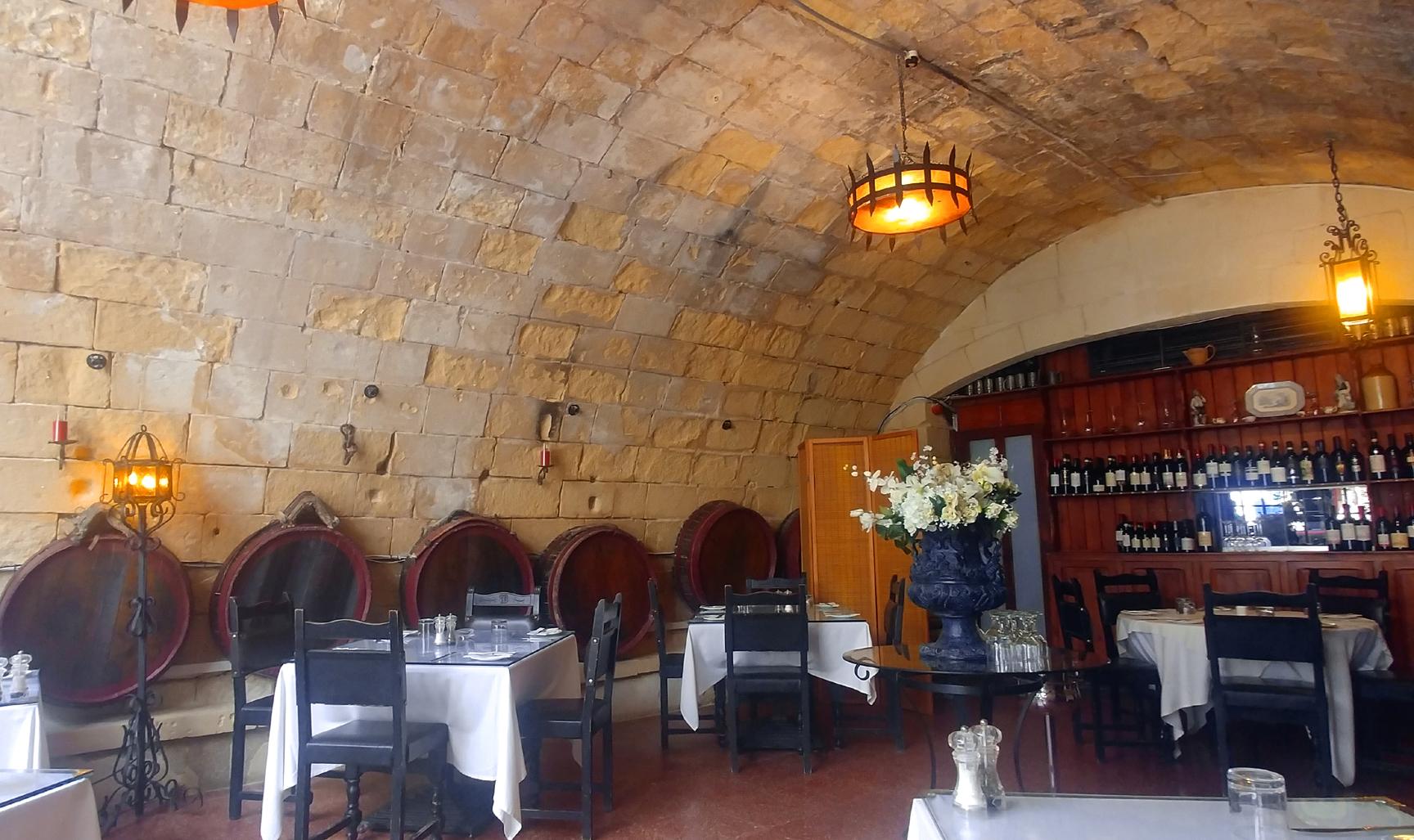 30-Days in Malta. Bacchus in Mdina. Photo: Charlebois