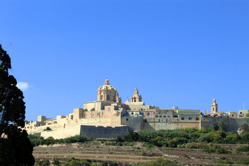 30-Days in Malta. Mdina. Photo: Charlebois