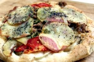 30-Days in Malta. Maltese pizzette. Photo: Charlebois