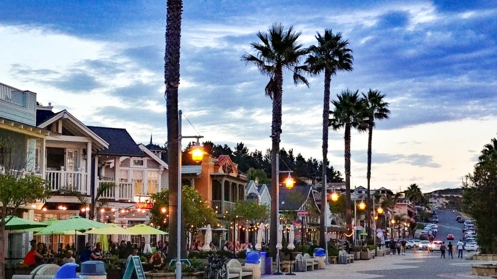 Avila Beach California. Photo by Charlebois.